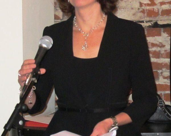 De Noorse Ambassadeur, mevrouw Anniken Krutnes