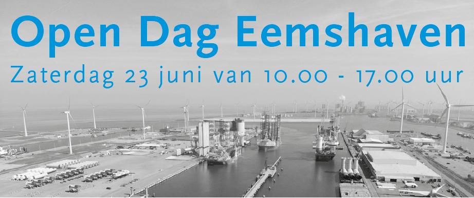 open dag Eemshaven 2018
