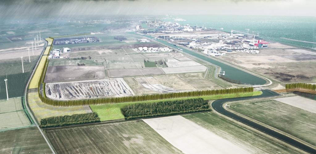 Het ontwerp voor het definitieve groenplan is een realisatie van MD Landschapsarchitecten